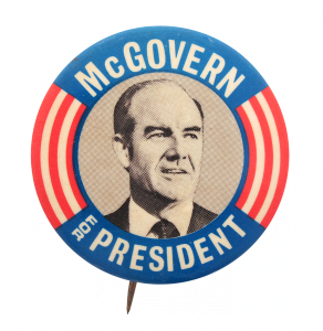 badge mc govern president